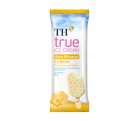 TH true ICE CREAM Natural Cheese Ice Cream Stick