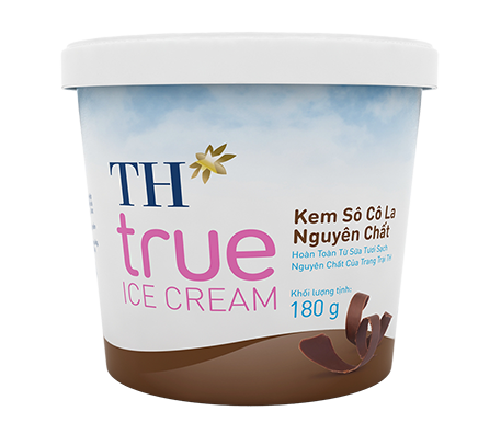 Pure Chocolate Ice Cream – Cup 180 g