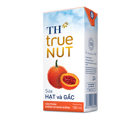 Nuts and Gac fruit TH true NUT 180 ml