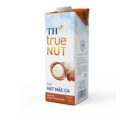 Sữa Hạt Macca TH true NUT 1 L