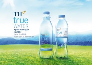 THE GROUP LAUNCHED PURE WATER PRODUCTS THUE TRUE WATER FROM NATURAL UNDERGROUND WATER