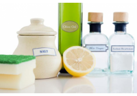 Safety with natural cleansers