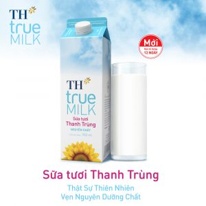 LAUNCHING NEW PRODUCTS – TH TRUE MILK BARRELINE – 12-DAY SHELF