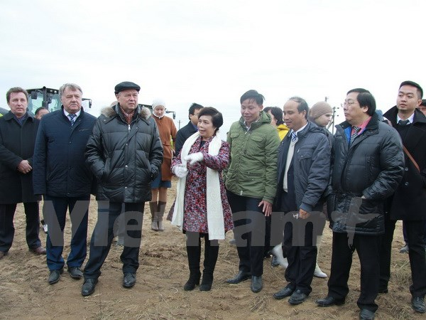 TH TRUE MILK LAUNCHED THE SECOND PROJECT OF DAIRY PROCESSING IN RUSSIA