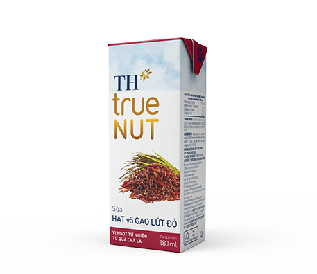 Nut and Whole Grain Red Rice TH true NUT