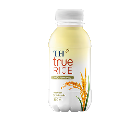 Nước Gạo Rang TH true RICE 300 ml