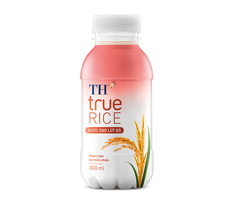 Whole Grain Red Rice Drink TH true RICE 300 ml